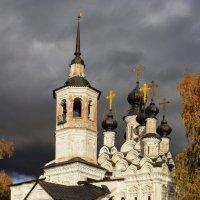 Церковь Вознесения Господня (1648 год) в Великом Устюге. :: Андрей Дурапов