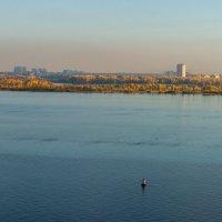 Золотая осень на Волге :: Андрей ЕВСЕЕВ
