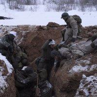 Горячий снег :: Владимир