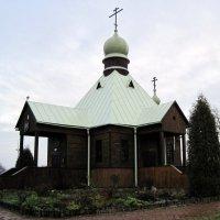 Церковь Святого Николая Чудотворца. Город Колпино. :: Ирина ***