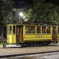 последняя остановка, трамвай дальше никуда не поедет ! :: Георгий