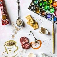 Завтрак художника :: Андрей Щетинин
