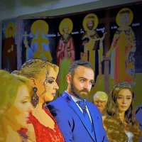 Свадьба..в компютерной обработке. :: Ариэль Volodkova