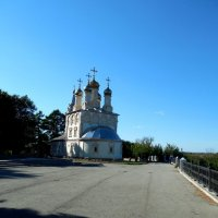 На территории Кремля :: Мила