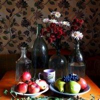 стеклянно-диванный :: Alisa Koteva