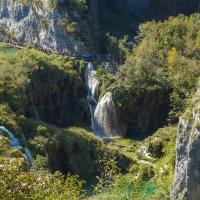 Плитвицкие озёра. Хорватия :: leo yagonen