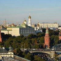 Большой Кремлёвский дворец - Парадная резиденция Президента Российской Федерации. :: Наташа *****