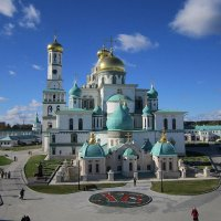 Собор Ново-Иерусалимского монастыря :: Дмитрий Никитин