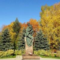 Памятник военной медсестре :: Ирина Via