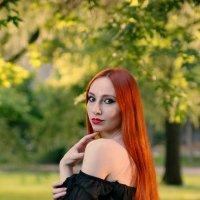 Это было летом. :: Александр Бабаев