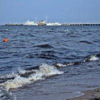 Балтийское море. Пирс. Сопот :: Татьяна Ларионова