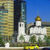 Никольская Старообрядческая церковь :: alek48s