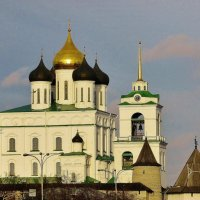 Троицкий собор Псковского Кремля :: Leonid Tabakov