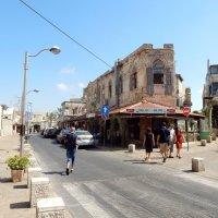 Улицы древнего Яффо. :: ТаБу