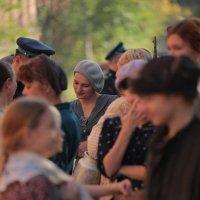 Девушка в бирете :: Анатолий Шулков