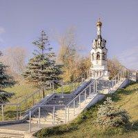 Москва. Храм Пророка Илии. :: В и т а л и й .... Л а б з о'в