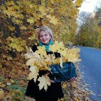 Осеннее настроение :: Елена Миронова