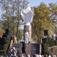 Празднование Покрова Божией Матери в Коростене. :: Виктор Тарасюк