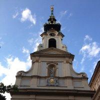 Церковь Святого Креста на Марияхильферштрассе, 24  ( Mariahilfer Strasse )... :: Наталия Павлова