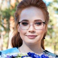 Женский портрет :: Яна Глазова