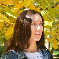 Осенний портрет :: Барашег Альпийский