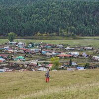 Село Кага :: Ольга