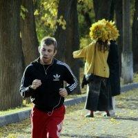 Осенний... :: Владимир однакО...