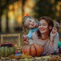 Мои очаровательные девочки!!! :: Кристина Беляева