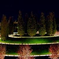Парк у стадиона Краснодар :: Николай Саржанов