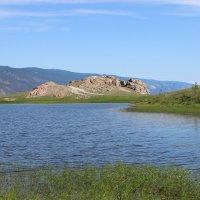 Озеро Курма :: Дмитрий Солоненко