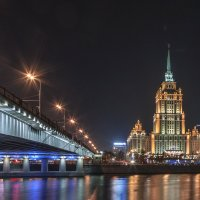 night in Moscow :: Cristof Hill
