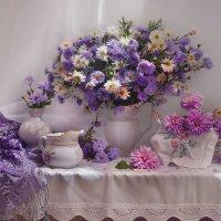 ...цветы осенние последние... :: Валентина Колова