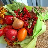 Осенний вкусный букетик :: Лидия (naum.lidiya)