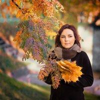 Осенний портрет :: Alex Lipchansky