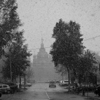 Челябинск в октябре.. :: Аркадий Шведов