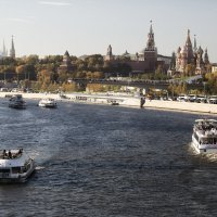 Moscow :: Марианна Привроцкая