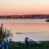 У озера. :: Peteris Kalmuks