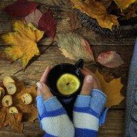 Уютная осень :: Ирина Приходько