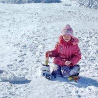 Игры на снегу :: Светлана Рябова-Шатунова