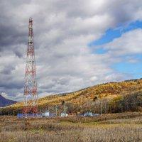 Осенний пейзаж :: Эдуард Куклин
