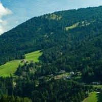 Альпийские луга. Австрия. :: Eugen Pracht