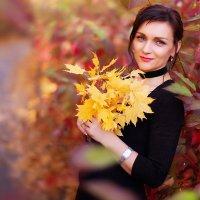Осень балует своими красками :: Galina Rastorgueva