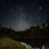 звездная ночь :: Николай Колобов