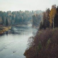 Реки ,речки,ручейки :: Паша