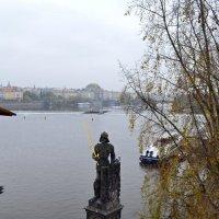 Осенняя Влтава :: Ольга