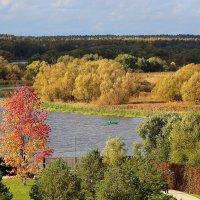 Просторы, где гуляет осень :: Alika Demi