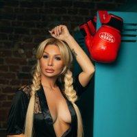 Опасная девушка :: Sergei Melefara