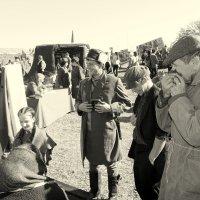 75 лет освобождения Кубани от немецко-фашистких захватчиков 10 октября :: Ольга Оригана Ваганова
