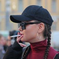Брось сигарету. :: Александр Бабаев