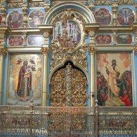 Новый Иерусалим. Иконостас Воскресенского собора :: Дмитрий Никитин